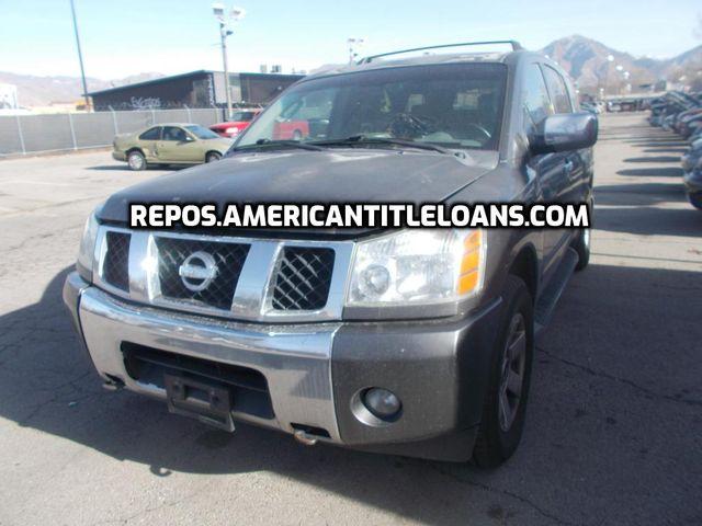 2004 Nissan Pathfinder Armada LE Salt Lake City, UT