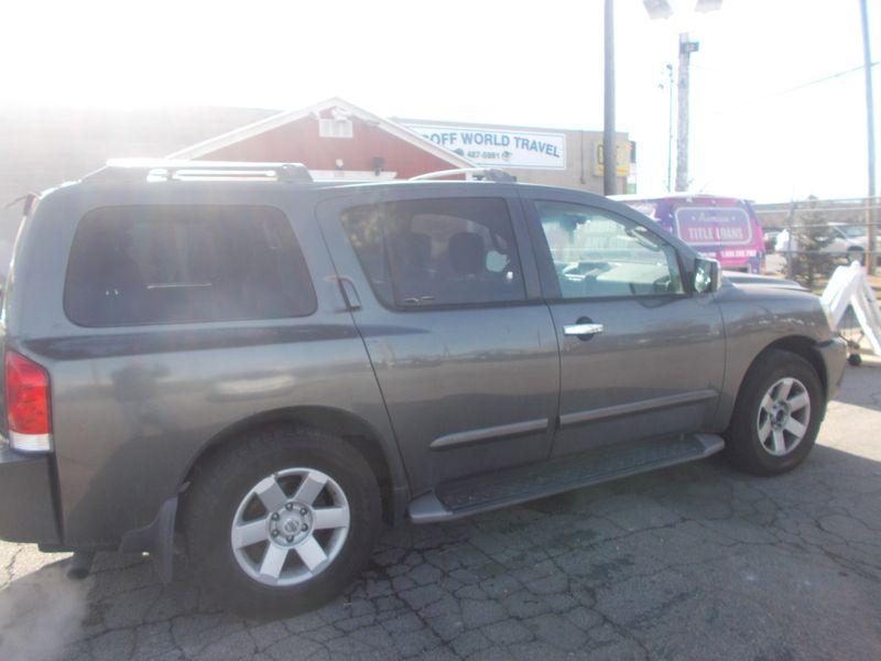 2004 Nissan Pathfinder Armada LE  in Salt Lake City, UT