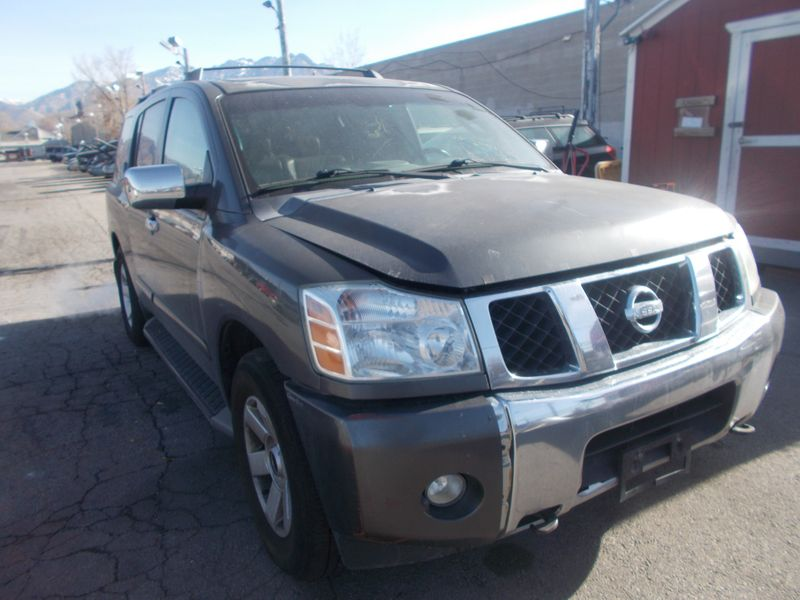 2004 Nissan Pathfinder Armada LE  in Salt Lake City, UT