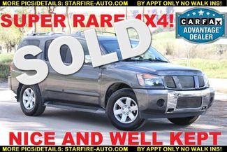 2004 Nissan Pathfinder Armada SE Santa Clarita, CA
