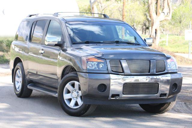 2004 Nissan Pathfinder Armada SE Santa Clarita, CA 3