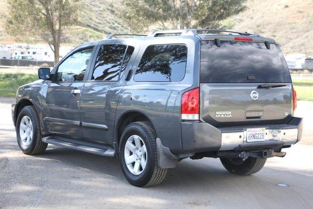 2004 Nissan Pathfinder Armada SE Santa Clarita, CA 5