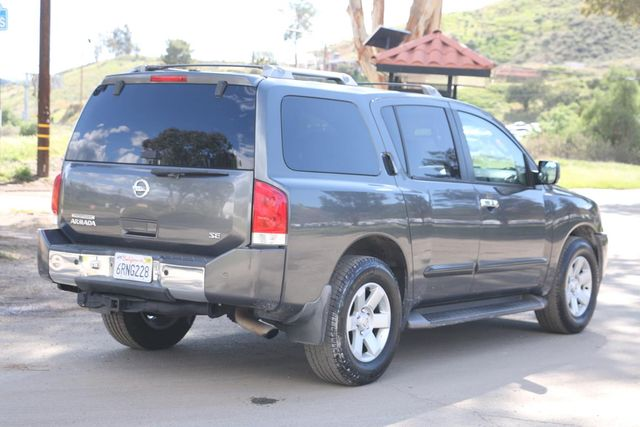 2004 Nissan Pathfinder Armada SE Santa Clarita, CA 6