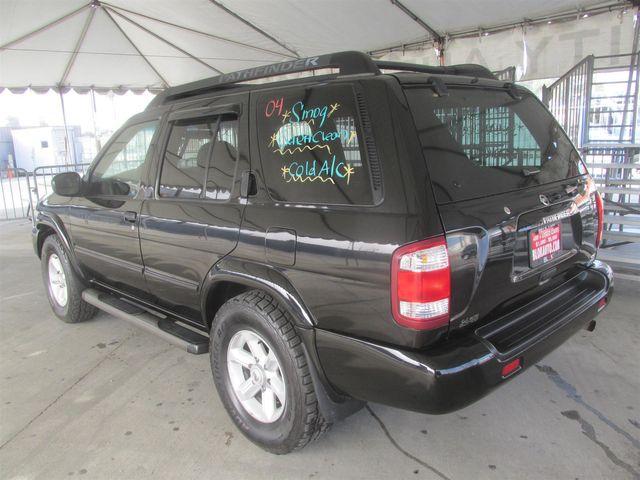 2004 Nissan Pathfinder SE Gardena, California 1