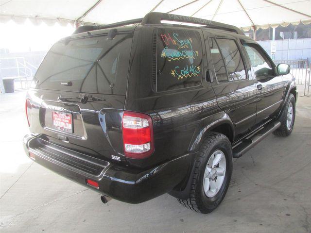 2004 Nissan Pathfinder SE Gardena, California 2