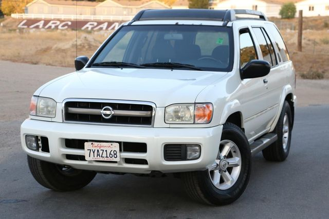 2004 Nissan Pathfinder SE Santa Clarita, CA 4
