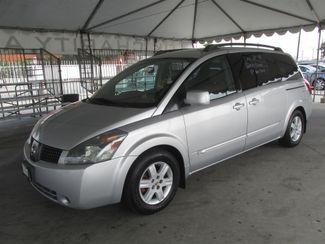 2004 Nissan Quest SL Gardena, California