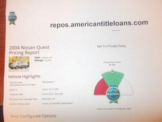 2004 Nissan Quest S Salt Lake City, UT