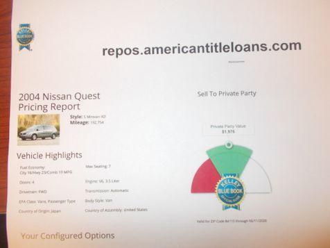 2004 Nissan Quest S in Salt Lake City, UT