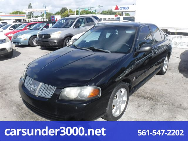2004 Nissan Sentra SE-R Lake Worth , Florida