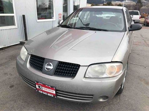 2004 Nissan Sentra S in