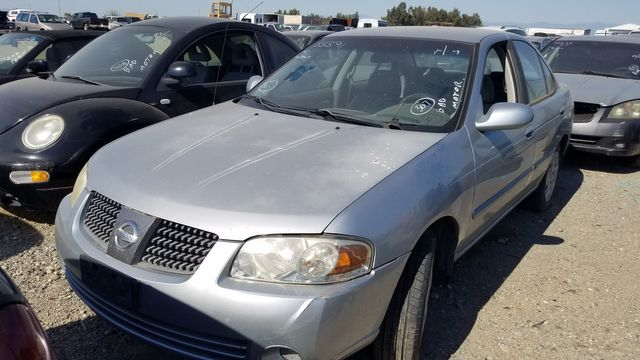 2004 Nissan Sentra S in Orland, CA 95963