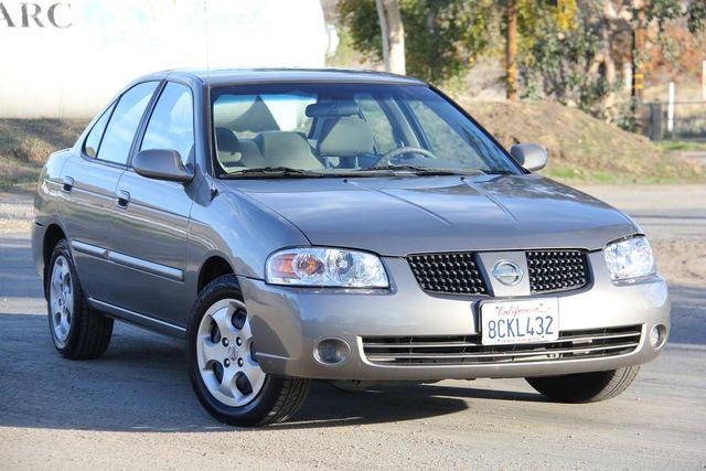 2004 Nissan Sentra S Santa Clarita, CA 3