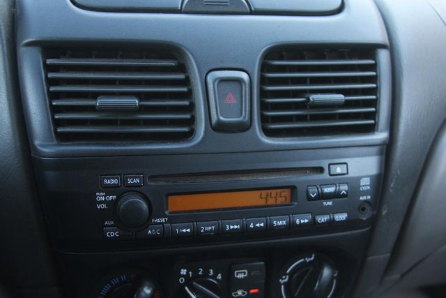 nissan sentra 2004 car radio