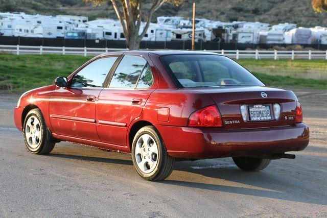 2004 Nissan Sentra S Santa Clarita, CA 5