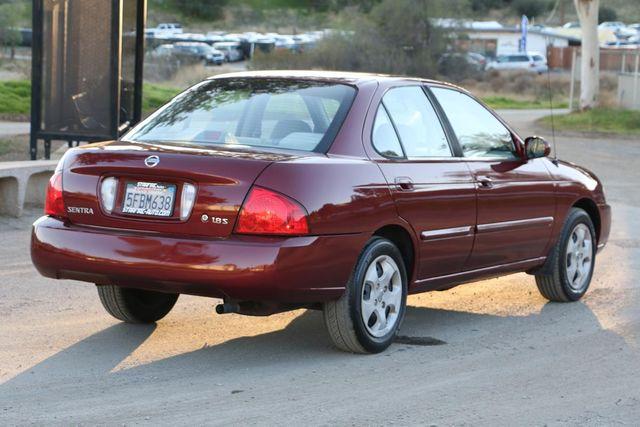 2004 Nissan Sentra S Santa Clarita, CA 6