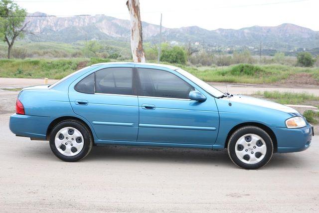 2004 Nissan Sentra S Santa Clarita, CA 12