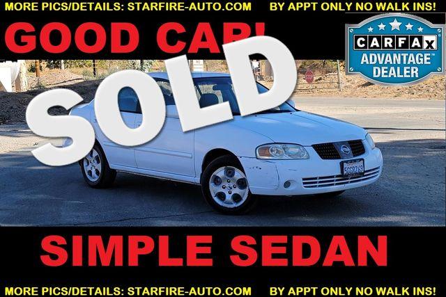 2004 Nissan Sentra S
