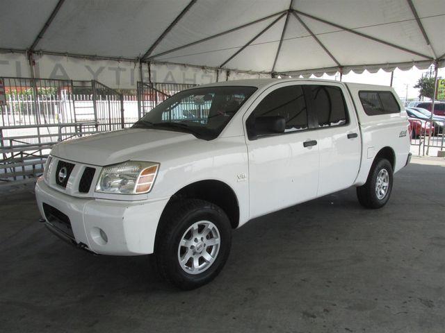 2004 Nissan Titan XE Gardena, California