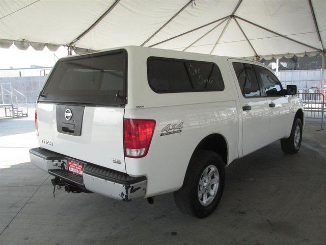 2004 Nissan Titan XE Gardena, California 2