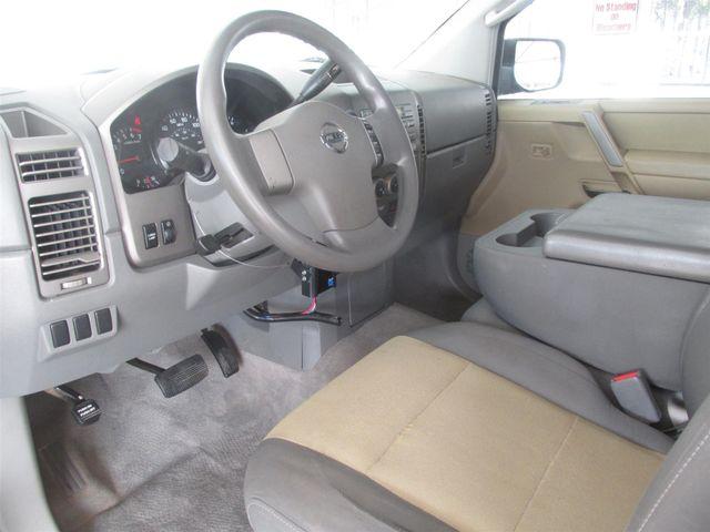 2004 Nissan Titan XE Gardena, California 4