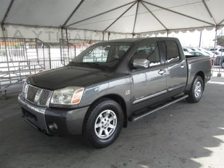 2004 Nissan Titan LE Gardena, California