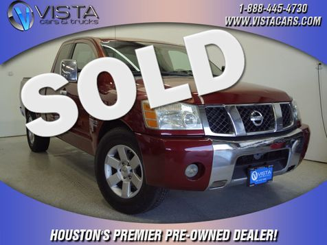 2004 Nissan Titan LE in Houston, Texas