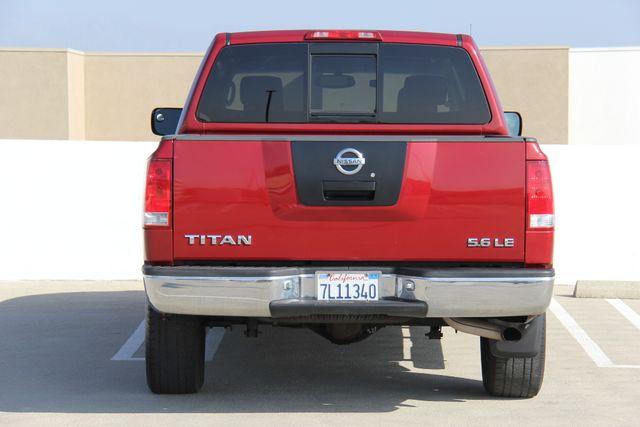 2004 Nissan Titan LE Reseda, CA 8
