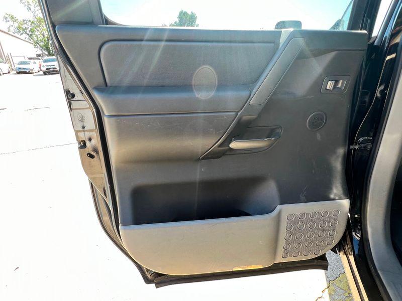 2004 Nissan Titan 5.6L V8 SE Leather Rockford Fosgate Stereo 1-Owner in Rowlett, Texas
