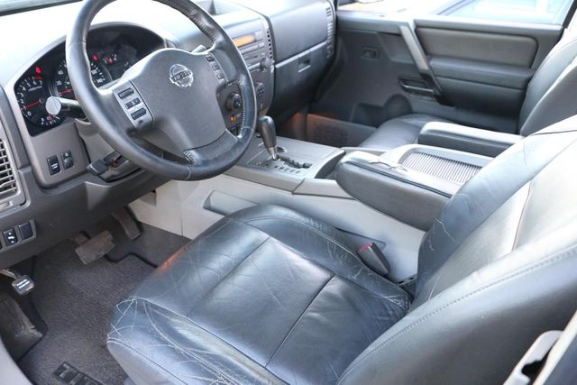 2004 Nissan Titan LE Santa Clarita, CA 8