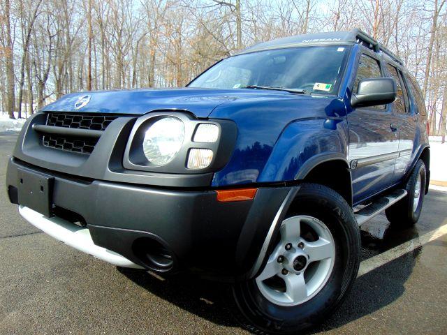 2004 Nissan Xterra 5-SPEED MANUAL XE
