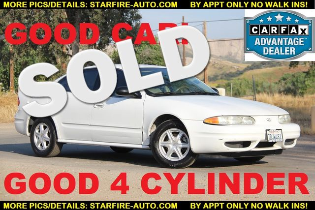 2004 Oldsmobile Alero GL1 Santa Clarita, CA 0