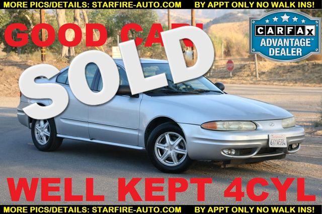 2004 Oldsmobile Alero GL1 Santa Clarita, CA