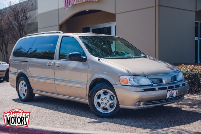 2004 Oldsmobile Silhouette GL LOW MILES
