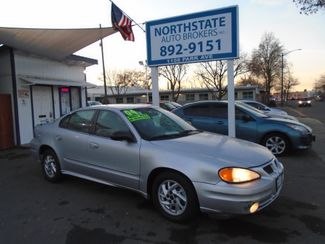 2004 Pontiac Grand Am SE1-LOT B Chico, CA