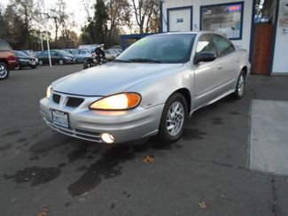 2004 Pontiac Grand Am SE1-LOT B Chico, CA 1