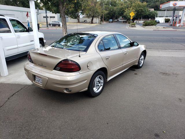 2004 Pontiac Grand Am SE Chico, CA 2