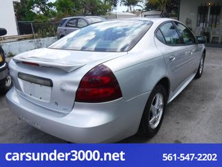 2004 Pontiac Grand Prix GT1 Lake Worth , Florida 3