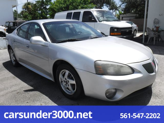 2004 Pontiac Grand Prix GT1 Lake Worth , Florida