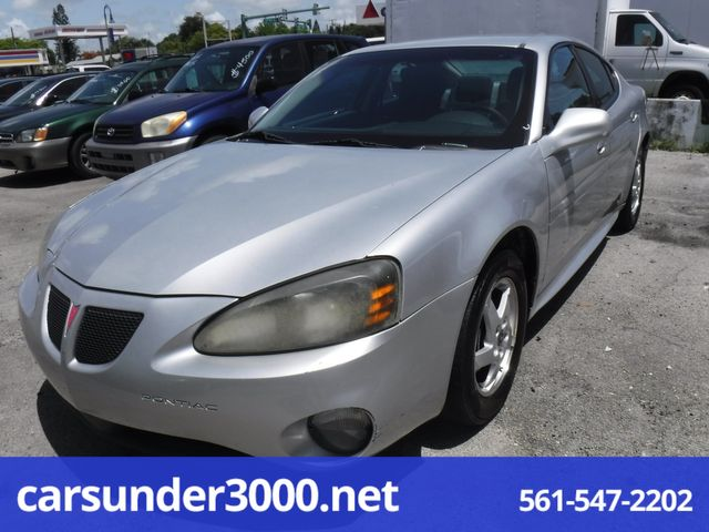2004 Pontiac Grand Prix GT1 Lake Worth , Florida 1