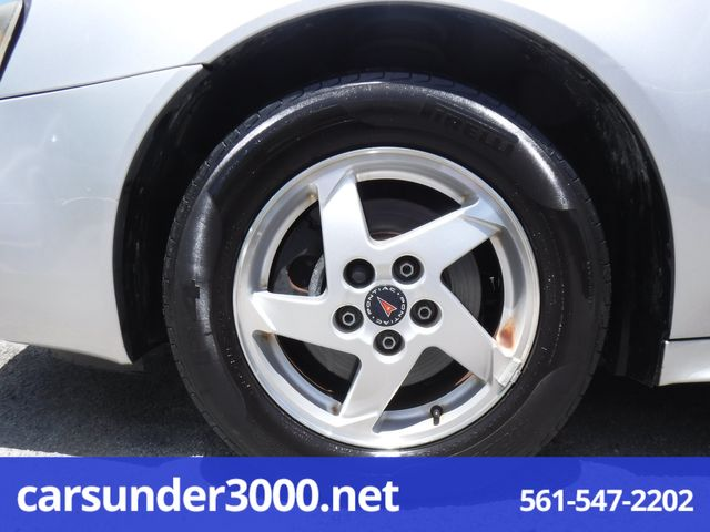 2004 Pontiac Grand Prix GT1 Lake Worth , Florida 7