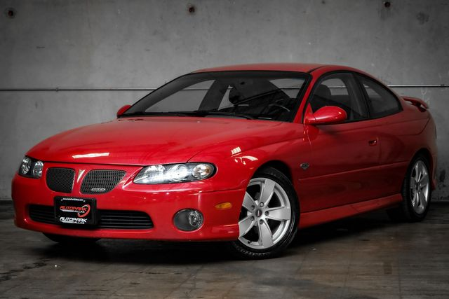 2004 Pontiac GTO Pulse Red Edition in Addison, TX 75001