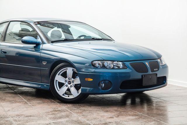 2004 Pontiac GTO in Barbados Blue in Addison, TX 75001