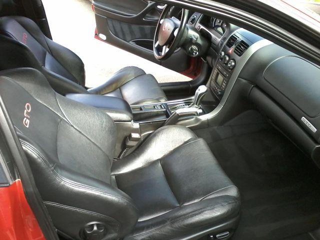 2004 Pontiac GTO Boerne, Texas 11