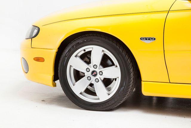 2004 Pontiac GTO in TX, 75006