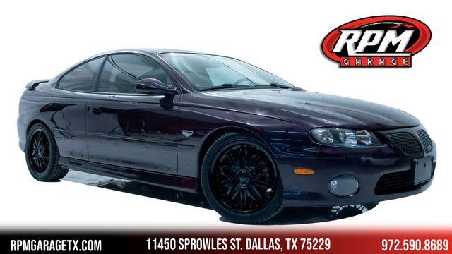2004 Pontiac GTO Rare Cosmos Purple