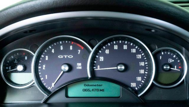 2004 Pontiac GTO Rare Cosmos Purple in Dallas, TX 75229
