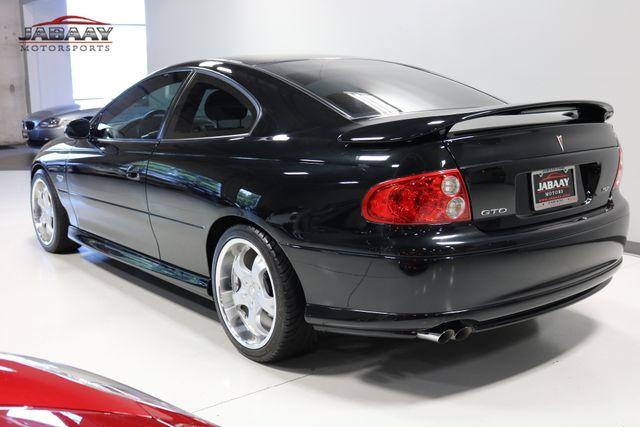 2004 Pontiac GTO Merrillville, Indiana 2