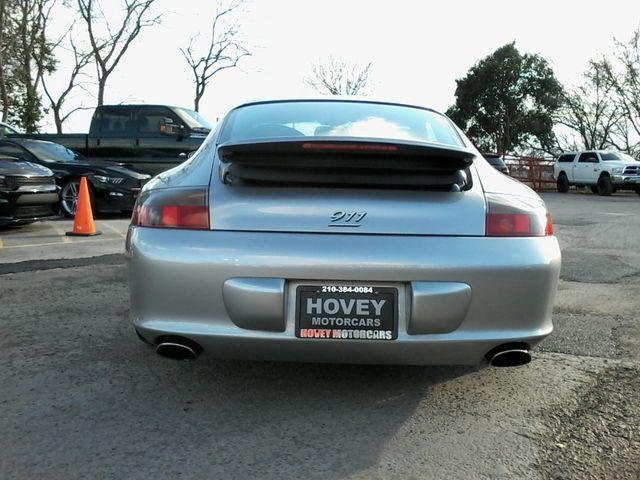 2004 Porsche 911 40th Anniversary Carrera Boerne, Texas 8