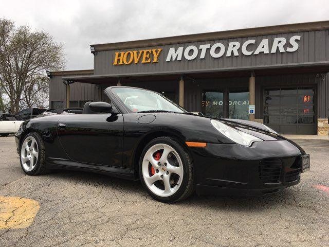 2004 Porsche 911 4S Carrera